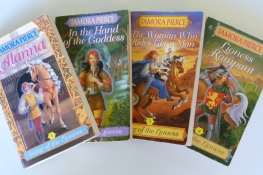 My Song of the Lioness books