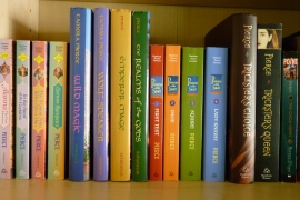 Life Lessons from Tamora Pierce's Books