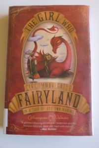 Girl Who Circumnavigated Fairyland