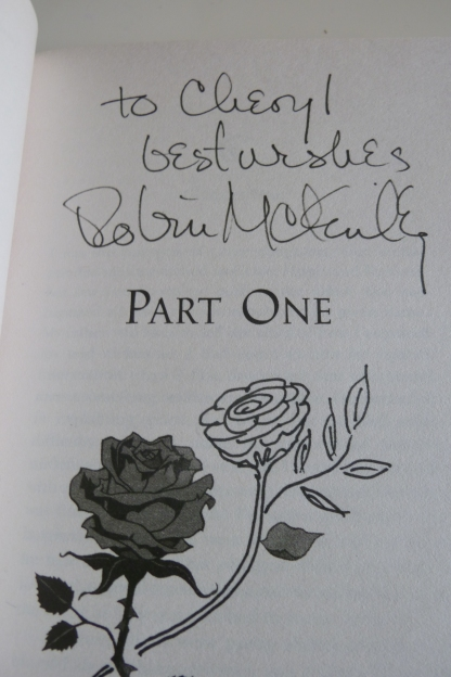 Robin McKinley Signature