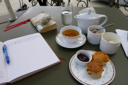 Tea at the Orangerie (5)