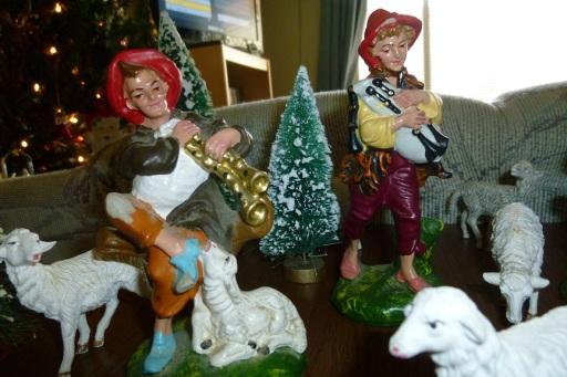 Christmas Shepherds (2)