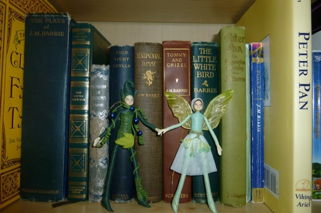 Shelf - Barrie Fairies