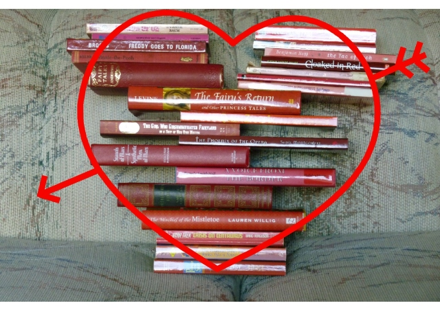 Bookish Valentines