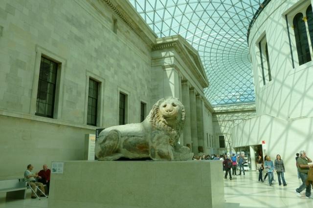 British Museum Lion