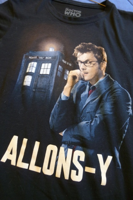 Doctor Who Shirt (1)