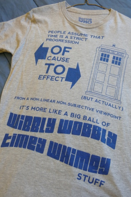 Doctor Who Shirt (2)