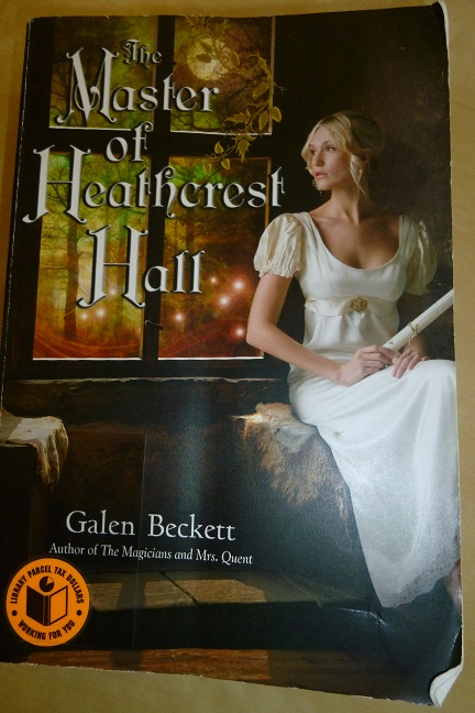 the master of heathcrest hall beckett galen
