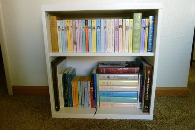 LMM Shelves