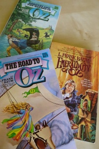 Oz Books 4-6