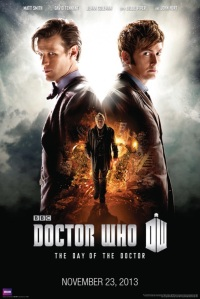 Day of the Doctor Official