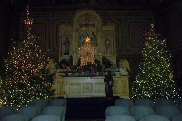 Christmas St. Francis 2013 (2)