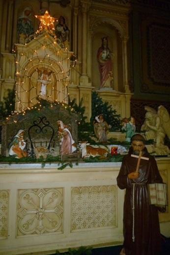 Christmas St. Francis 2013 (3)