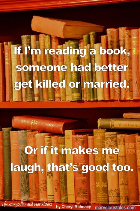If I'm reading...