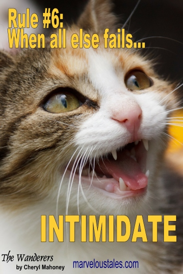 Intimidate