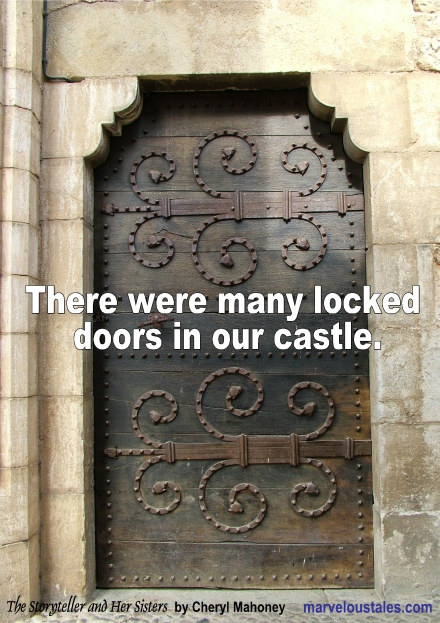 Many locked doors
