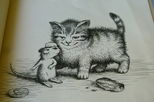 Harry Kitten and Tucker Mouse (1)