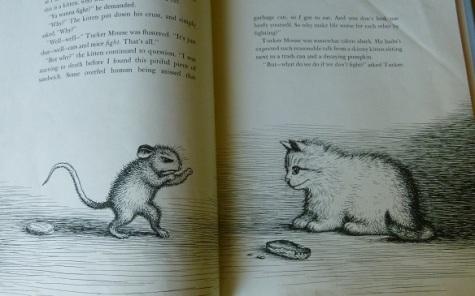 Harry Kitten and Tucker Mouse (2)