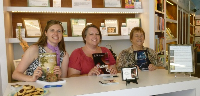 Book Signing Cropped
