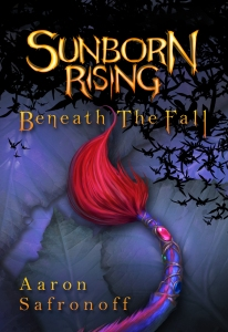 Sunborn Rising_Beneath the Fall_cover