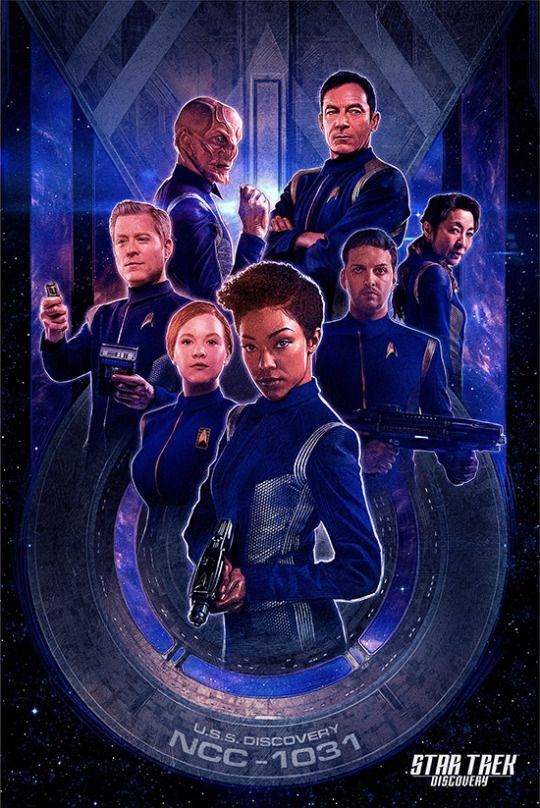 Star Trek Discovery Free Tv